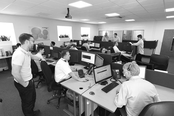 pro-networks IT support room
