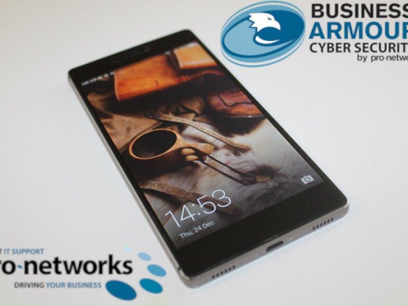 Huawei P8 Mobile Phone