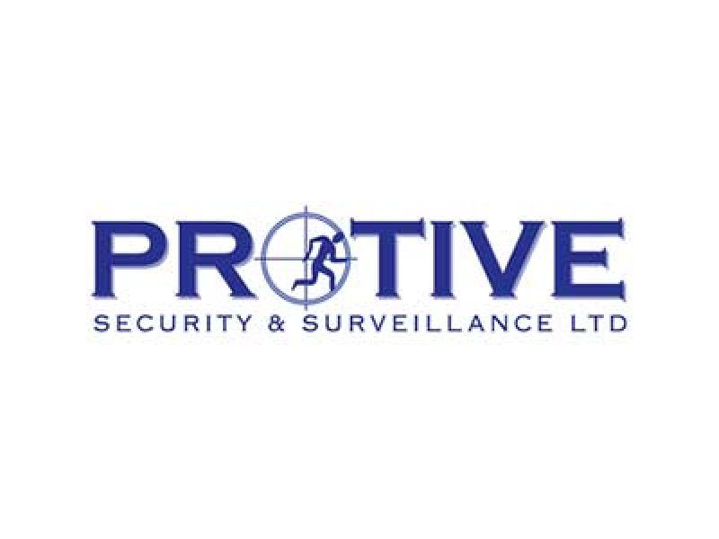 Protive Security & Surveillance Logo
