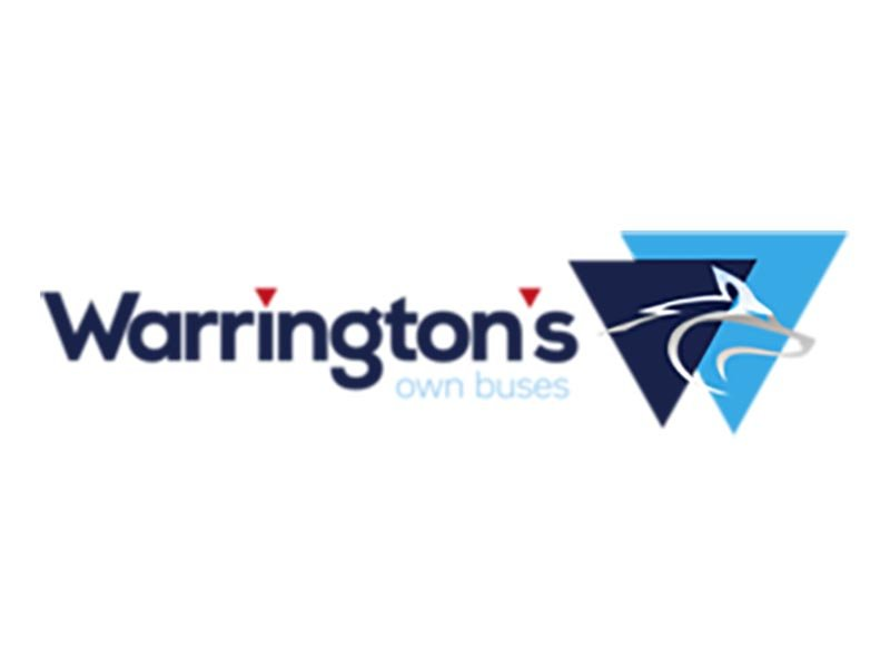 Logo of Warrington's Own Buses, Warrington, Cheshire