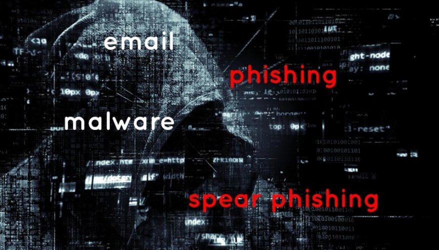 cybersecurity malware phishing