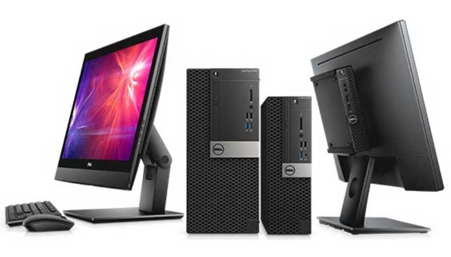 desktop toswer pc's