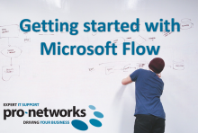 Getting Started With Microsoft Flow