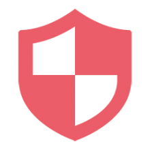 anti-virus anti-malware shield icon