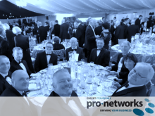 Pro-Networks at the Flintshire Business Awards 2019
