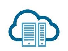 Hosted desktop server icon
