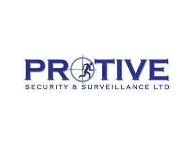 Protive Security & Surveillance Logo