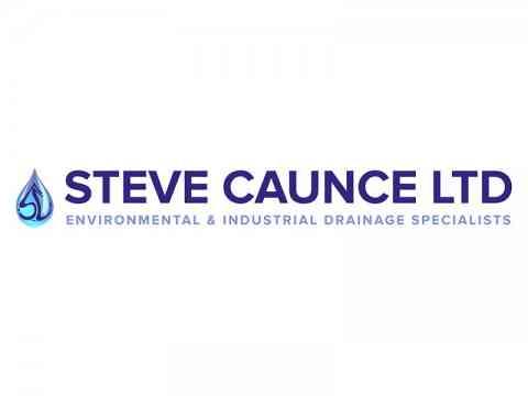 Steve Caunce Ltd, St Helens, Merseyside. Company logo