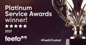 Feefo Platinum Winners